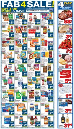Grocery & Drug deals in the Albertsons weekly ad in Fontana CA