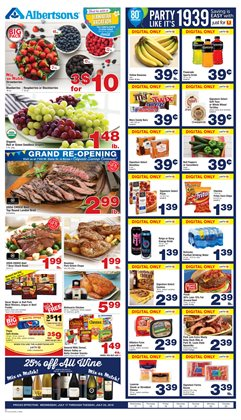 Albertsons deals in the Rigby ID weekly ad