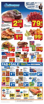 Albertsons deals in the Richardson TX weekly ad