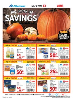 Grocery & Drug deals in the Albertsons weekly ad in Phoenix AZ