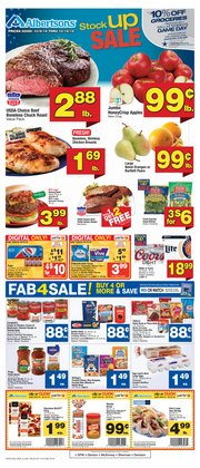 Albertsons deals in the Dallas TX weekly ad