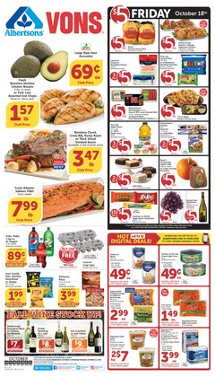 Grocery & Drug deals in the Albertsons weekly ad in Van Nuys CA
