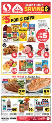 Albertsons deals in the Roseburg OR weekly ad