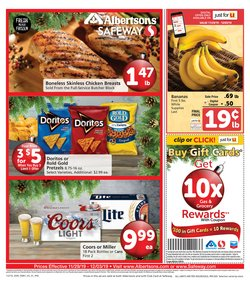 Albertsons deals in the Fountain Hills AZ weekly ad