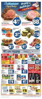 Grocery & Drug deals in the Albertsons weekly ad in Baton Rouge LA