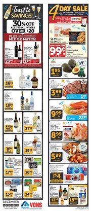 Grocery & Drug offers in the Albertsons catalogue in Ontario CA ( 29 days left )