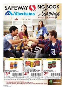 Albertsons deals in the Spokane WA weekly ad