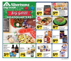 Albertsons deals in the San Luis Obispo CA weekly ad