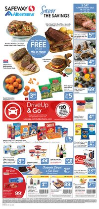 Albertsons deals in the Seattle WA weekly ad
