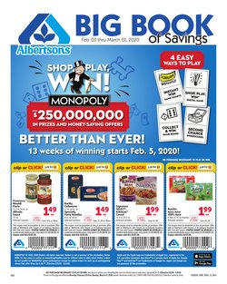 Albertsons catalogue in Cheyenne WY ( 7 days left )