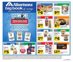 Albertsons catalogue in Vista CA ( 5 days left )