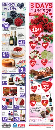 Albertsons catalogue in Paso Robles CA ( Expires tomorrow )