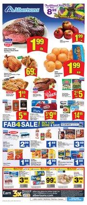Albertsons catalogue ( 5 days left )
