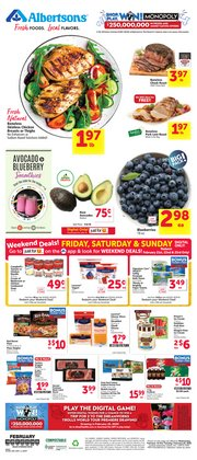 Albertsons catalogue in Cheyenne WY ( 2 days left )