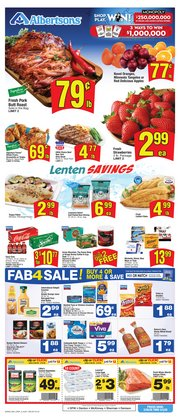 Grocery & Drug offers in the Albertsons catalogue in Grand Prairie TX ( 2 days ago )