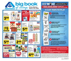 Grocery & Drug offers in the Albertsons catalogue in Van Nuys CA ( Expires today )