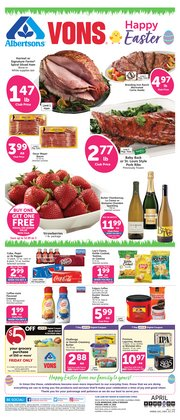 Grocery & Drug offers in the Albertsons catalogue in Lakewood CA ( 6 days left )