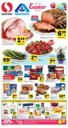 Grocery & Drug offers in the Albertsons catalogue in Grants Pass OR ( 6 days left )