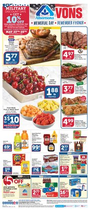 Albertsons catalogue in Temecula CA ( Expires tomorrow )