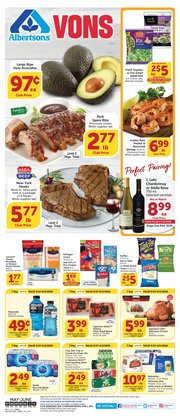 Grocery & Drug offers in the Albertsons catalogue in La Habra CA ( 3 days left )