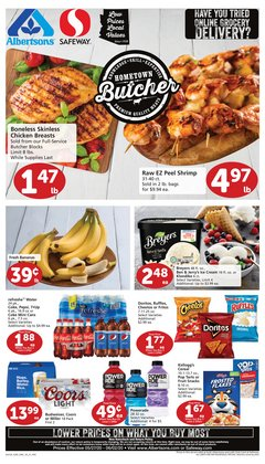 Grocery & Drug offers in the Albertsons catalogue in Phoenix AZ ( Expires today )
