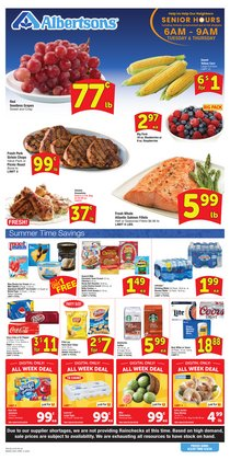 Grocery & Drug offers in the Albertsons catalogue in Richardson TX ( 4 days left )