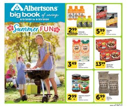 Grocery & Drug offers in the Albertsons catalogue in Chula Vista CA ( 25 days left )