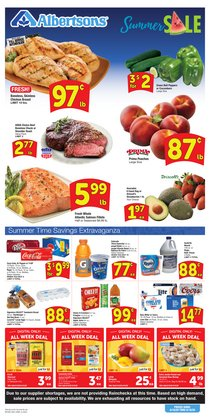 Grocery & Drug offers in the Albertsons catalogue in Richardson TX ( 3 days ago )