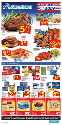 Albertsons catalogue ( 2 days left )