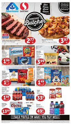 Grocery & Drug offers in the Albertsons catalogue in Henderson NV ( 4 days left )