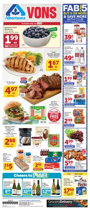 Grocery & Drug offers in the Albertsons catalogue in La Mesa CA ( 1 day ago )