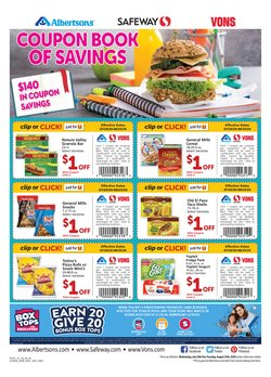 Albertsons catalogue ( 15 days left )