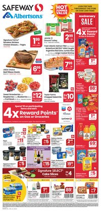 Grocery & Drug offers in the Albertsons catalogue in Seattle WA ( Expires today )