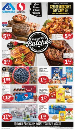 Grocery & Drug offers in the Albertsons catalogue in Phoenix AZ ( 7 days left )