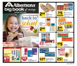 Grocery & Drug offers in the Albertsons catalogue in San Marcos CA ( 23 days left )