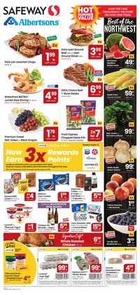 Grocery & Drug offers in the Albertsons catalogue in Seattle WA ( 7 days left )