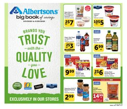 Grocery & Drug offers in the Albertsons catalogue in San Diego CA ( 2 days left )