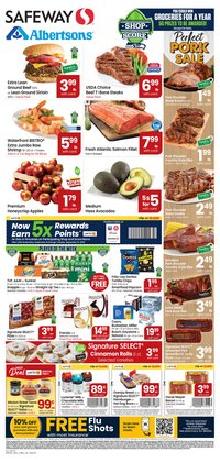 Albertsons catalogue ( 3 days left )