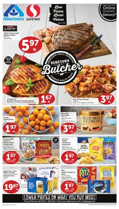 Grocery & Drug offers in the Albertsons catalogue in Las Vegas NV ( 2 days left )