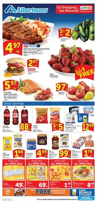 Grocery & Drug offers in the Albertsons catalogue in Mesquite TX ( 9 days left )