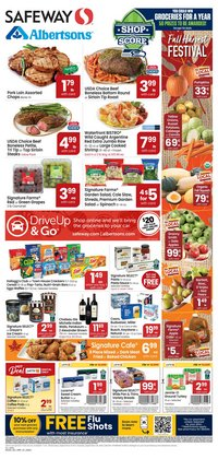 Albertsons catalogue ( 10 days left )