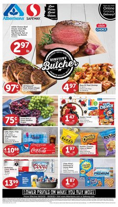 Grocery & Drug offers in the Albertsons catalogue in North Las Vegas NV ( 3 days left )