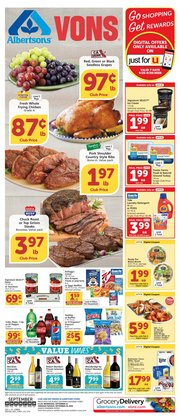 Grocery & Drug offers in the Albertsons catalogue in Long Beach CA ( 6 days left )