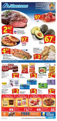 Grocery & Drug offers in the Albertsons catalogue in Richardson TX ( 7 days left )