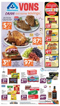 Albertsons catalogue in San Luis Obispo CA ( Published today )