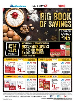 Albertsons catalogue ( 28 days left )
