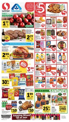 Albertsons catalogue ( 6 days left )