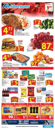 Grocery & Drug offers in the Albertsons catalogue in Mesquite TX ( 7 days left )