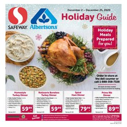 Albertsons catalogue ( 23 days left )