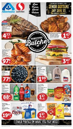 Albertsons catalogue ( 7 days left )